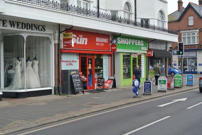 Thumbnail Retail premises for sale in The Broadway, Brighton Road, Worthing