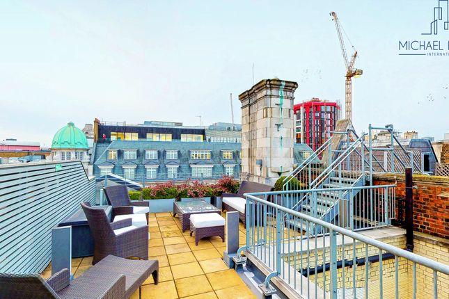 Roof Terrace of 42 Kingsway, Fitzrovia, London WC2B