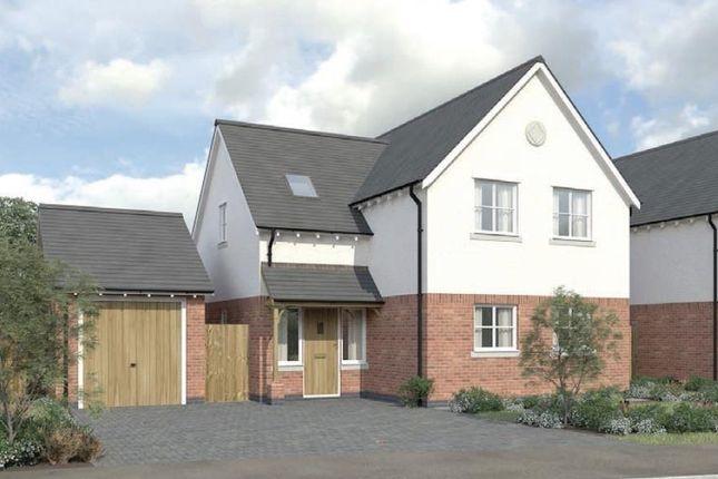 Thumbnail Detached house for sale in Wyson Lane, Wyson, Brimfield, Ludlow