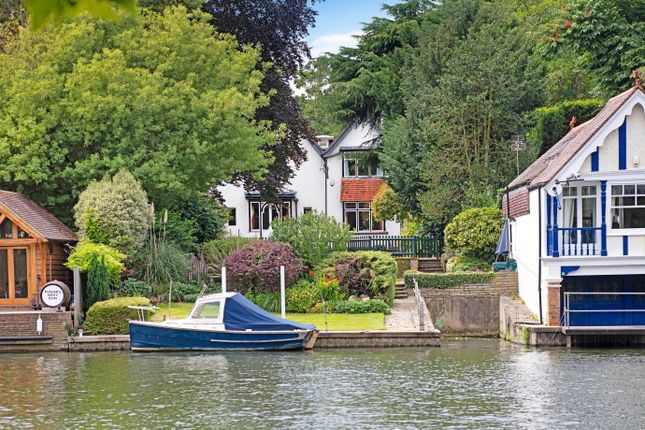 Thumbnail Detached house for sale in Lower Teddington Road, Hampton Wick, Kingston Upon Thames