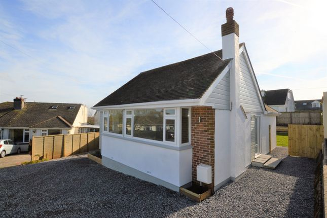 Thumbnail Detached bungalow for sale in Bampton Close, Marldon, Paignton