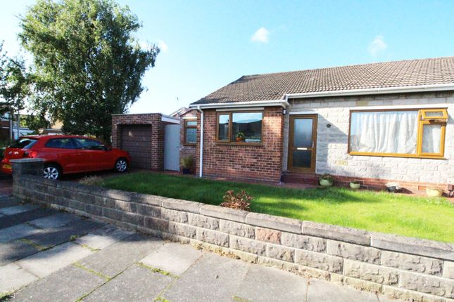 Thumbnail Bungalow for sale in Murton Close, Thornaby, Stockton-On-Tees