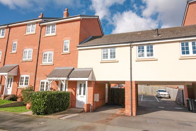 Thumbnail Flat to rent in Williamson Drive, Nantwich