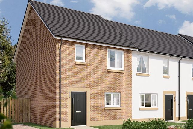 """3 bedroom terraced house for sale in """"The Pembridge"""" at Glasgow Road, Denny"""