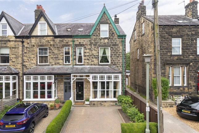 Thumbnail End terrace house for sale in Alexandra Crescent, Ilkley, West Yorkshire