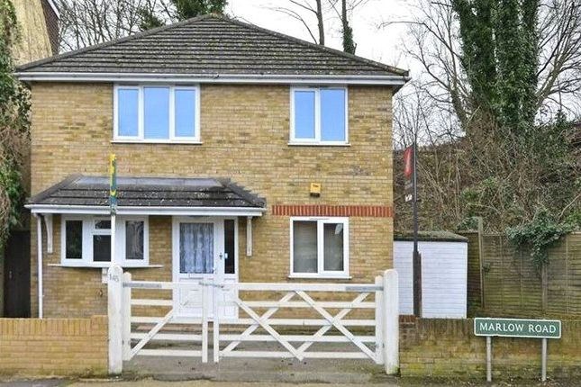 Thumbnail Detached house for sale in Marlow Road, London