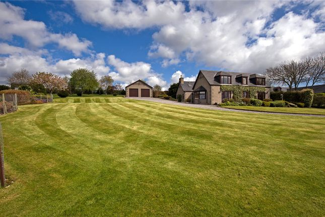 Thumbnail Detached house for sale in Hill Of Park House, Drumoak, Banchory, Aberdeenshire