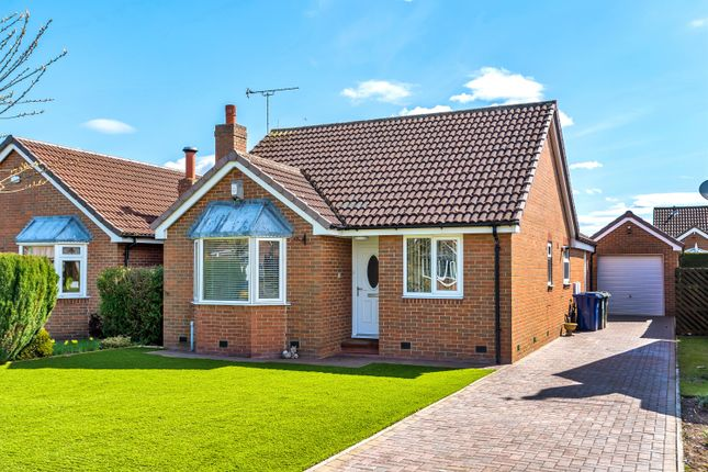 3 bed detached bungalow for sale in The Brambles, Thorpe Willoughby, Selby YO8