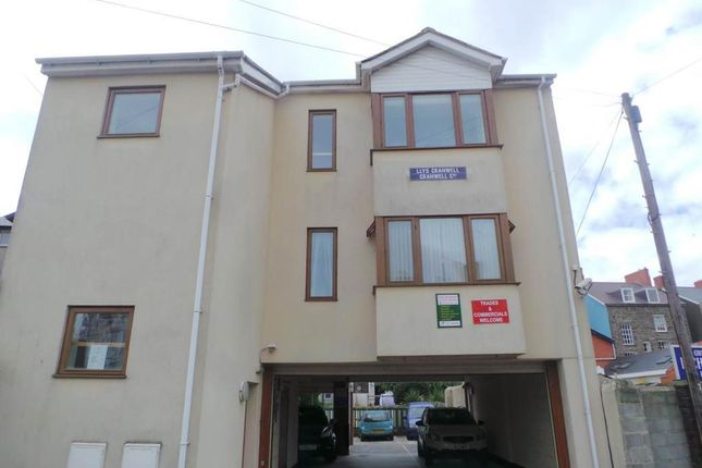 Thumbnail Duplex to rent in Queens Road, Aberystwyth