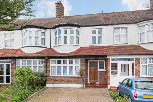 Thumbnail Terraced house to rent in Norhyrst Avenue, London