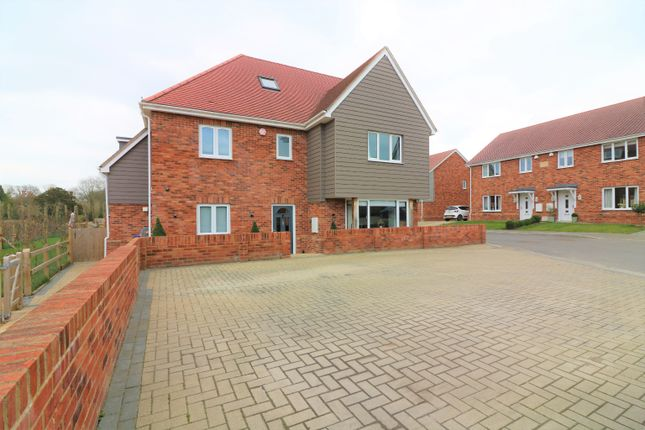 Thumbnail Detached house for sale in Woodnesborough Lane, Eastry, Sandwich