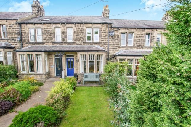Thumbnail Terraced house for sale in Boroughbridge Road, Knaresborough, North Yorkshire