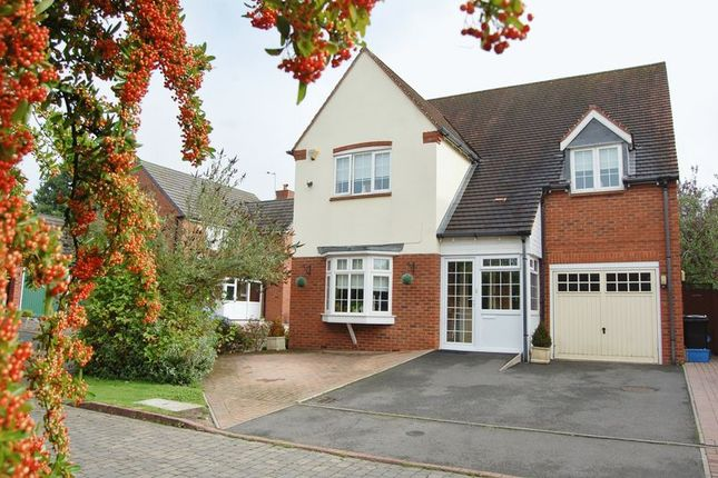 5 bed detached house for sale in Long Croft, Albrighton, Wolverhampton