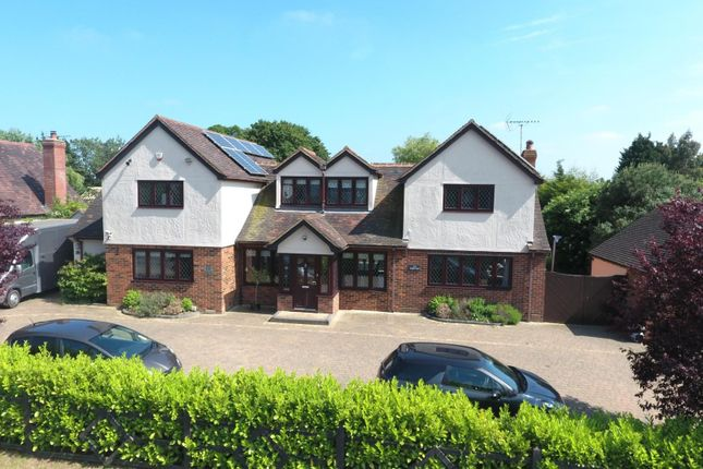 Detached house for sale in Nine Ashes Road, Nine Ashes, Ingatestone