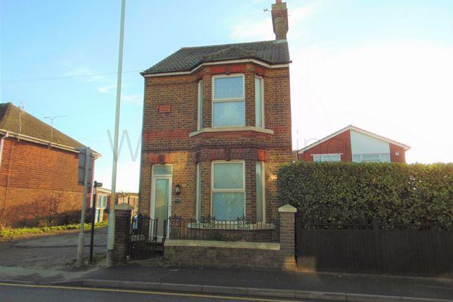 Thumbnail Terraced house for sale in London Road, Teynham