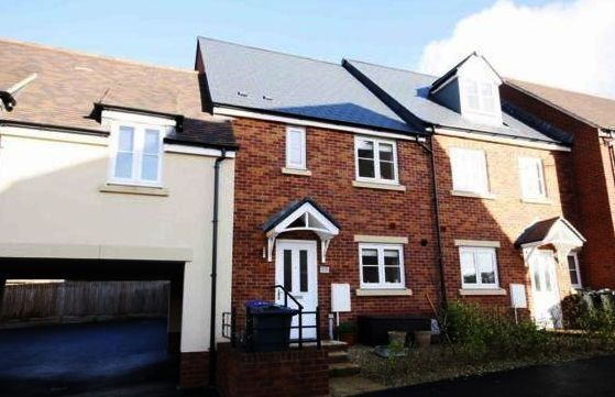 Thumbnail Terraced house to rent in Cochran Avenue, Chippenham