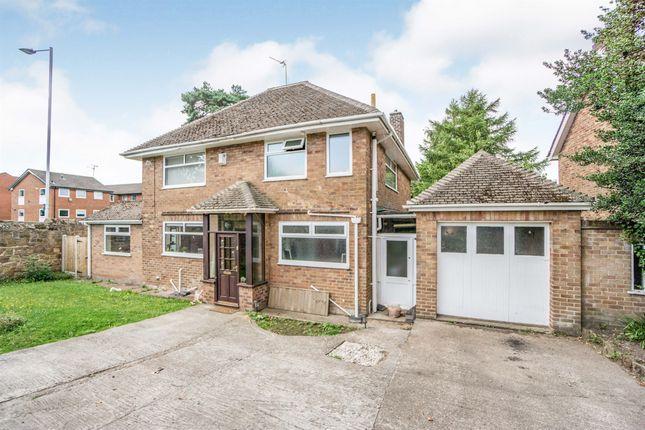 Thumbnail Detached house for sale in Bidston Road, Prenton