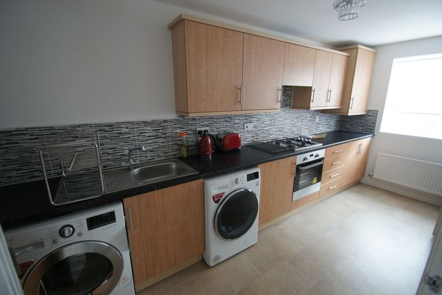 Thumbnail End terrace house to rent in Anglian Way, Coventry