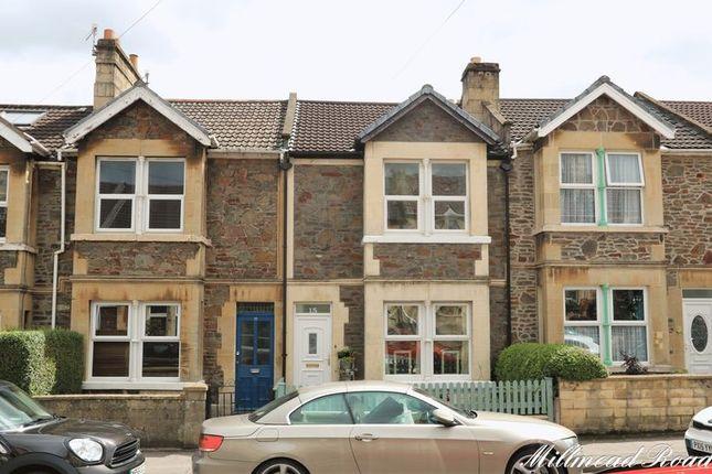 Thumbnail Terraced house for sale in Millmead Road, Oldfield Park, Bath