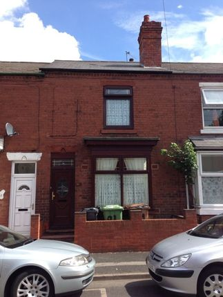 Thumbnail Terraced house to rent in Essex Street, Walsall, Walsall, West Midlands