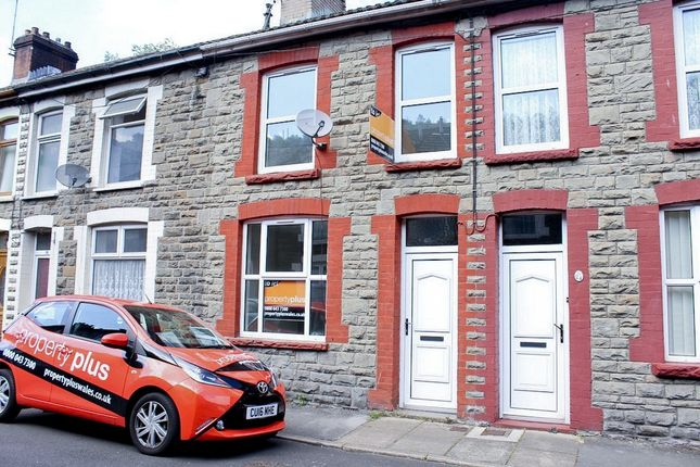 Thumbnail Terraced house to rent in Llanhilleth -, Abertillery
