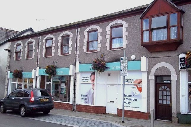 Thumbnail Flat to rent in Lyric Court, Herbert Street, Pontardawe, Swansea.