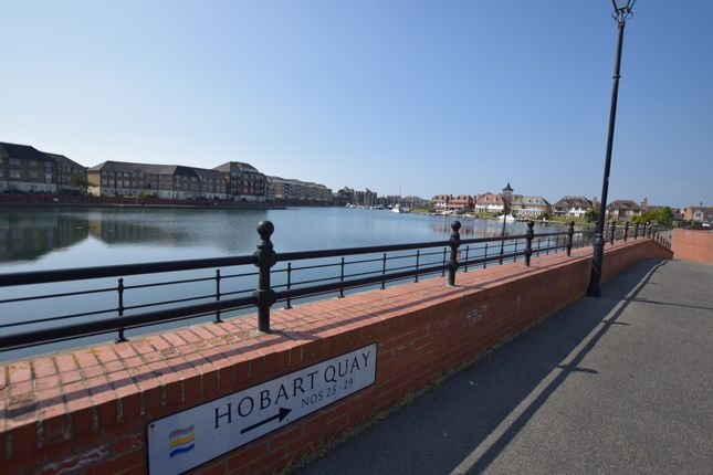 Harbour View (1) of Hobart Quay, Eastbourne BN23