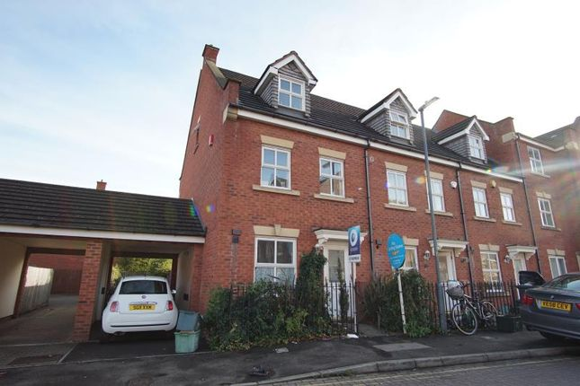 Thumbnail Semi-detached house to rent in Wright Way, Stoke Park