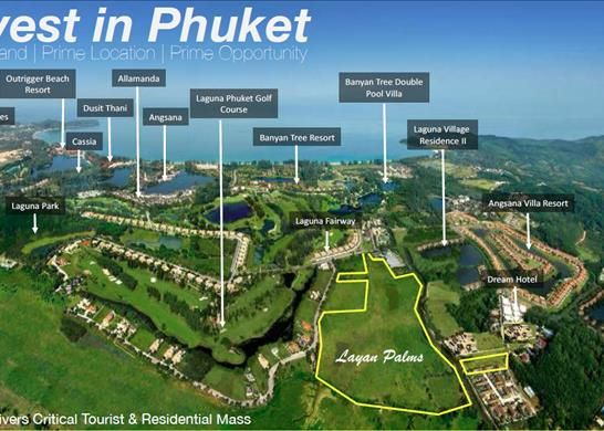 Thumbnail Land for sale in Prime Central Location