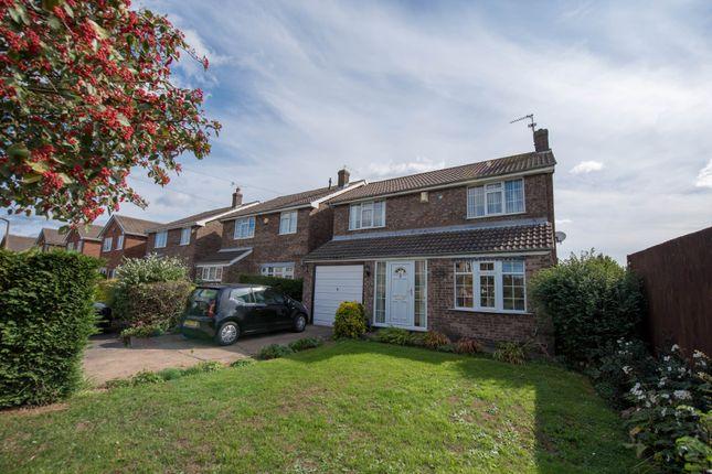 Thumbnail Detached house for sale in Glendale Close, Carlton, Nottingham