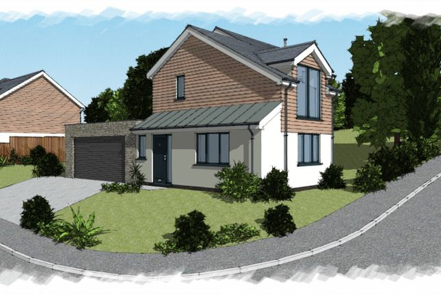 Thumbnail Detached house for sale in Loddiswell, Kingsbridge