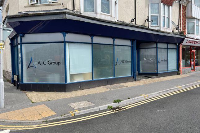 Thumbnail Retail premises to let in 228/230 Ashley Road, Parkstone, Poole