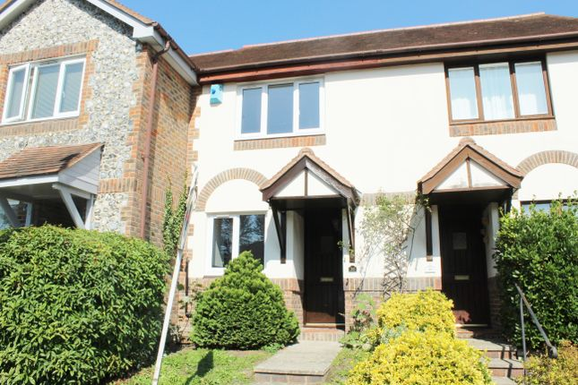 Thumbnail Terraced house to rent in Black Eagle Close, Westerham