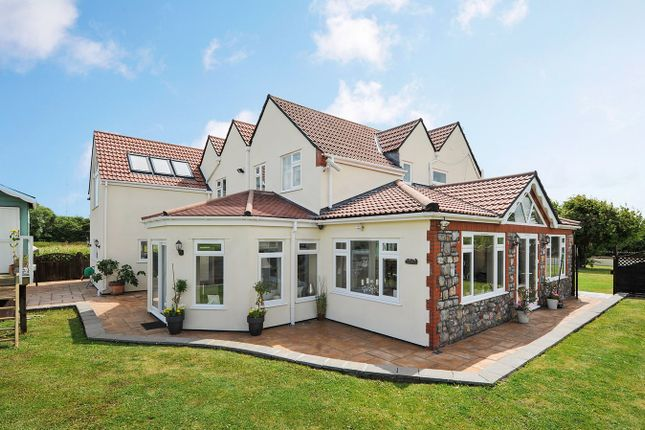 Thumbnail Detached house for sale in Lower Strode Road, Clevedon