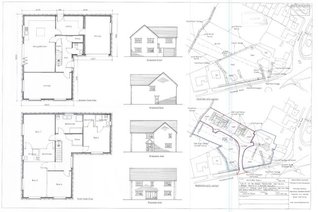 Thumbnail Land for sale in Packman Road, Wath-Upon-Dearne, Rotherham
