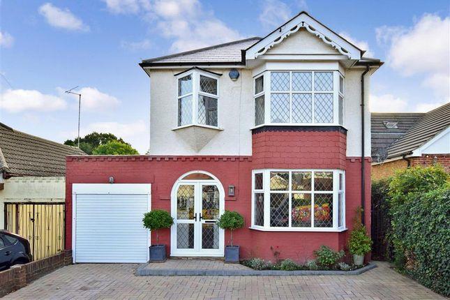 Thumbnail Detached house for sale in Edwin Road, Rainham, Kent