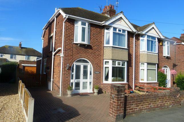 Thumbnail Semi-detached house for sale in Pentre Avenue, Abergele
