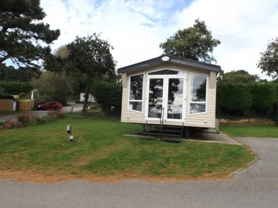 Outside/Parking of Newquay Holiday Park, Newquay, Cornwall TR8