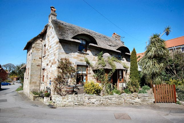 Thumbnail Cottage for sale in Porret Lane, Hinderwell