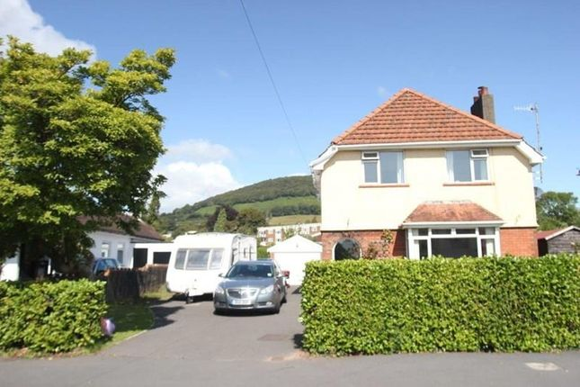 Thumbnail Detached house for sale in Park Crescent, Abergavenny