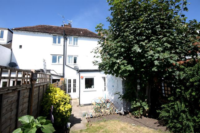 Thumbnail Town house for sale in Bransford Road, Worcester