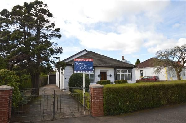 Thumbnail Property for sale in Kenmure Crescent, Bishopbriggs, Glasgow