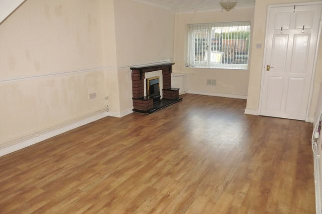 Thumbnail Terraced house to rent in Boundary Street, Brynmawr