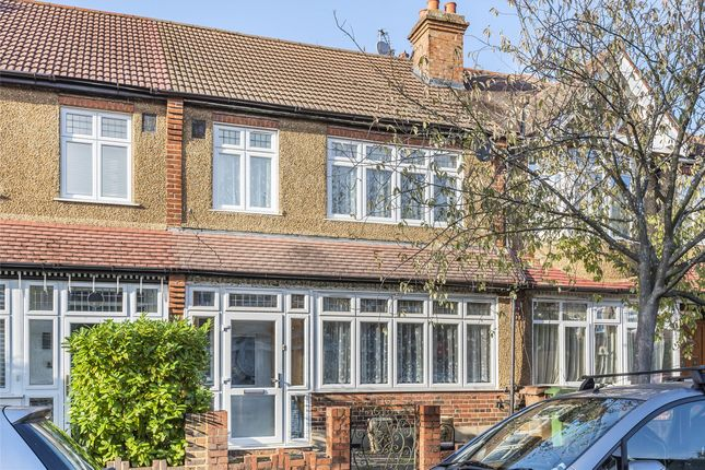 Thumbnail Terraced house for sale in Brookside, Carshalton, Surrey