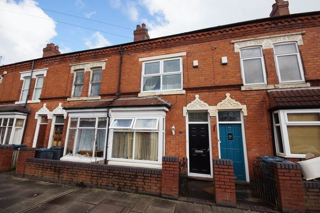 Thumbnail Terraced house for sale in Fashoda Road, Stirchley, Birmingham