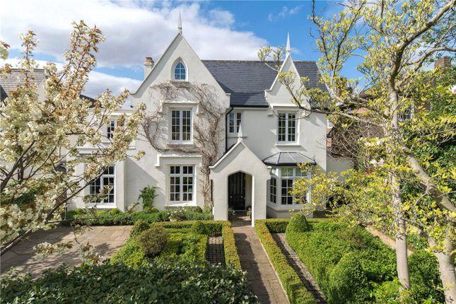Thumbnail Detached house for sale in Marlborough Place, St John's Wood, London