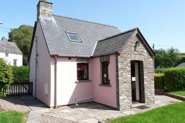 Thumbnail Detached house to rent in Pentre Bach, Brecon