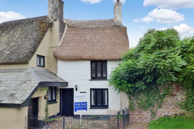 Thumbnail Cottage for sale in Kirkham Street, Paignton