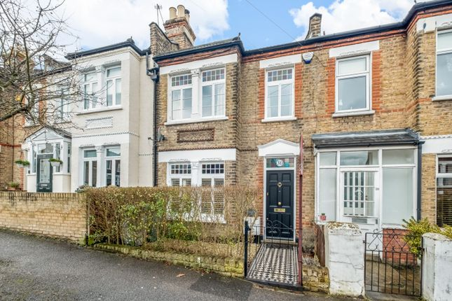 2 bed terraced house for sale in Vestris Road, Forest Hill, London SE23