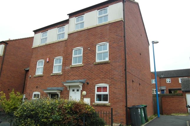 Thumbnail Semi-detached house for sale in Maynard Road, Edgbaston, West Midlands
